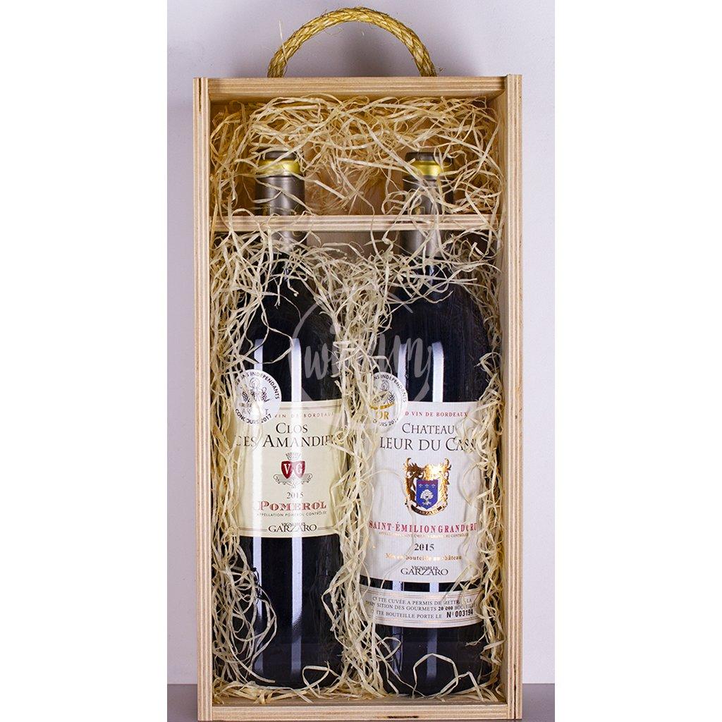 Luxusní vína z Bordeaux