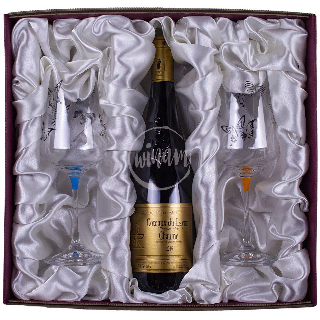 Luxusní sada - sladké víno
