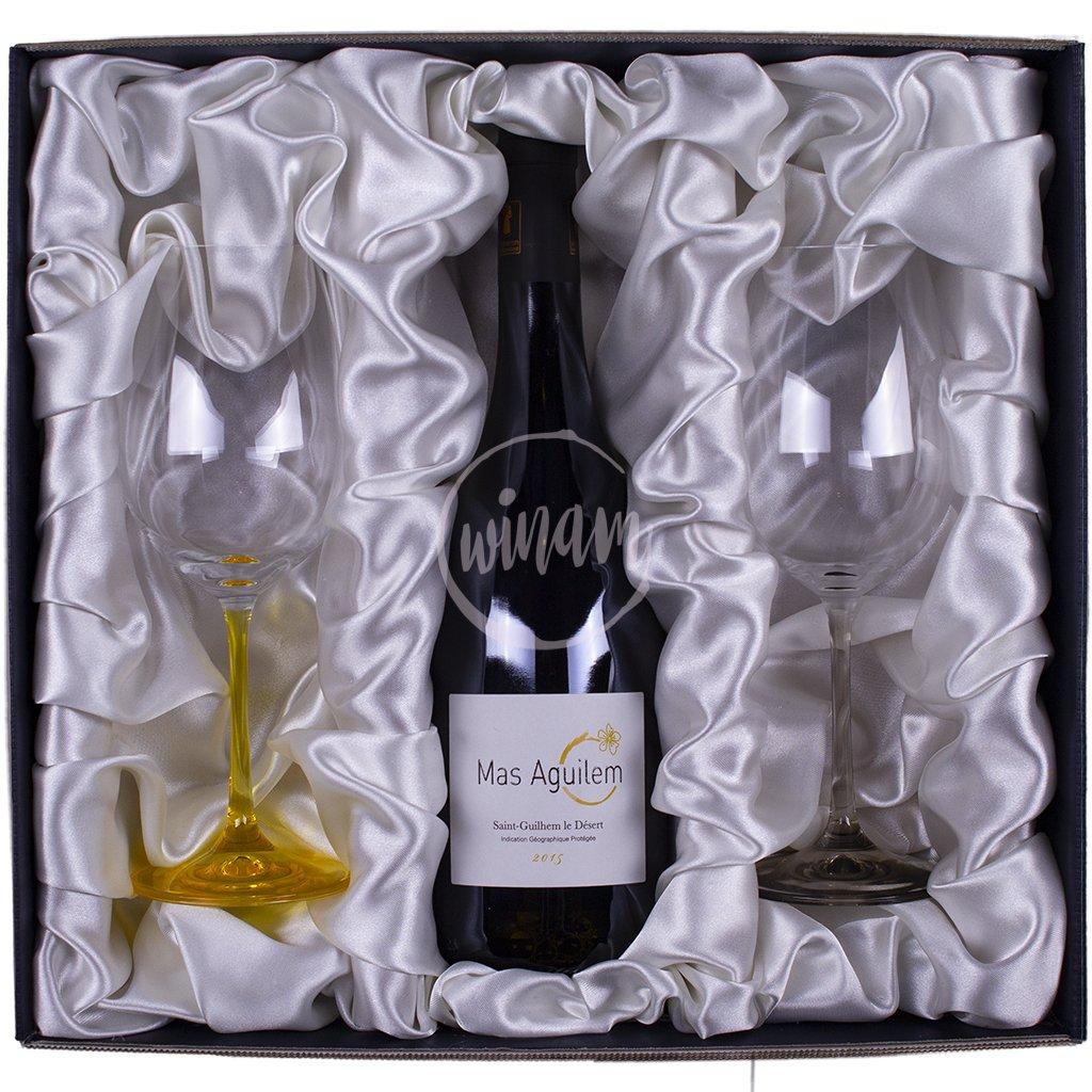 Luxusní dárkové víno