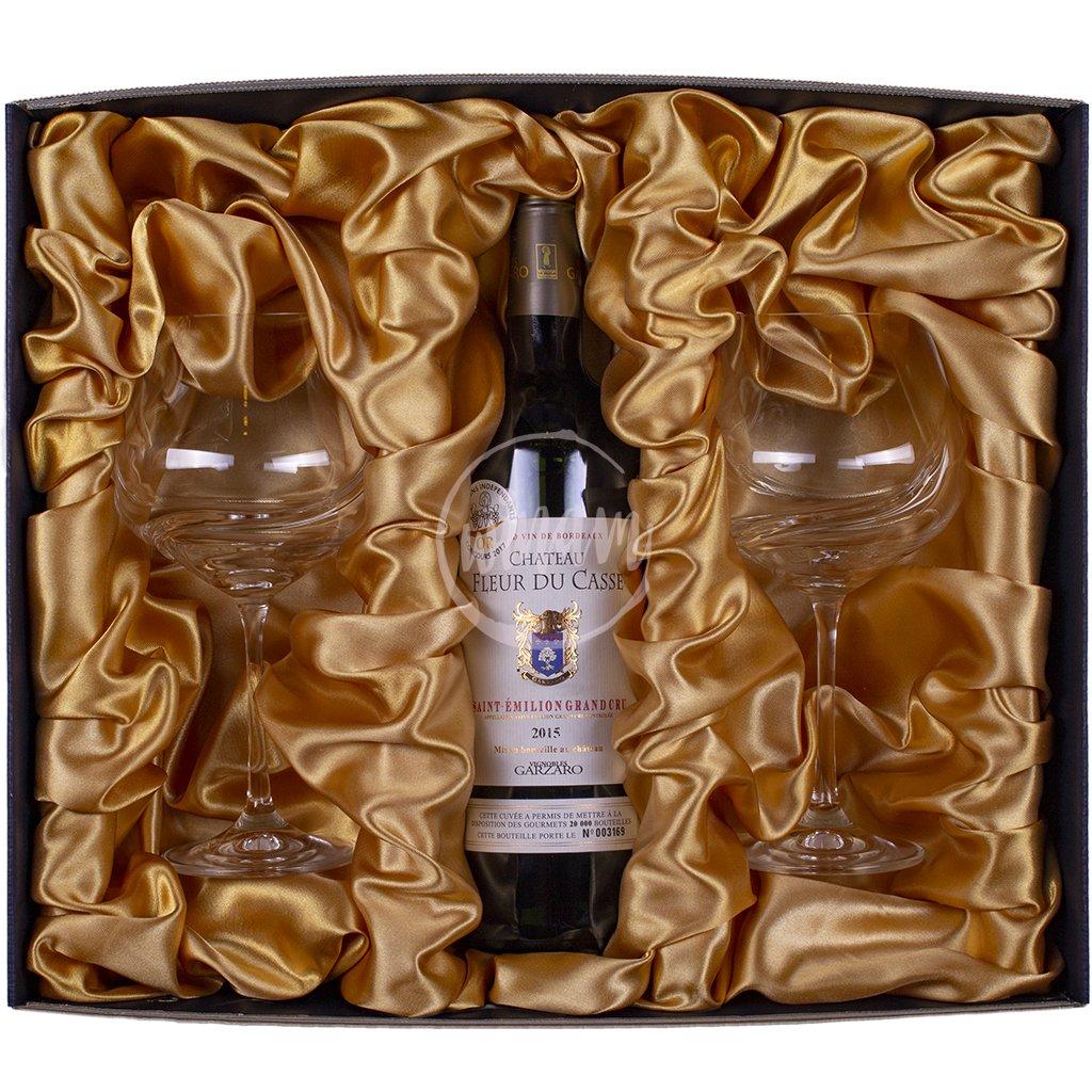 Luxusní dárkové Bordeaux