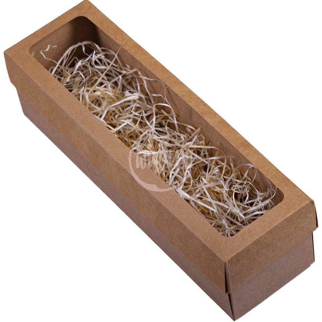 krabička hladký karton