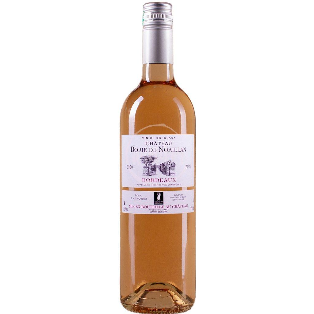 Letní rosé z Bordeaux