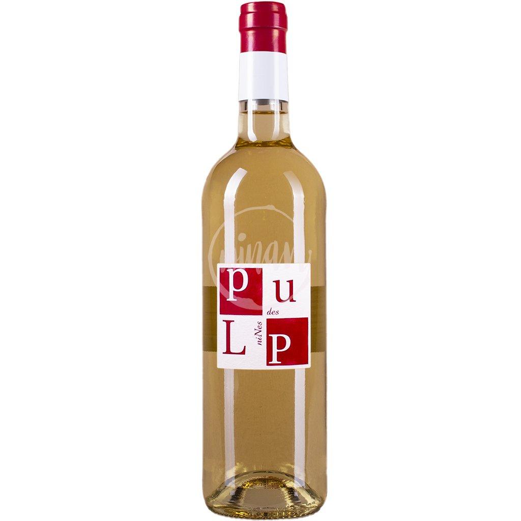 Bílé cuvée z Landuedocu