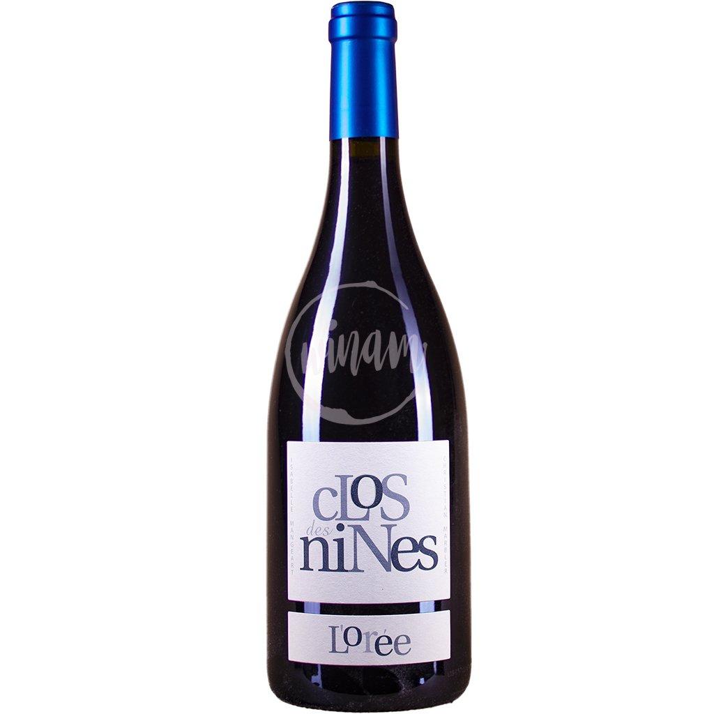 Červené víno z Languedocu