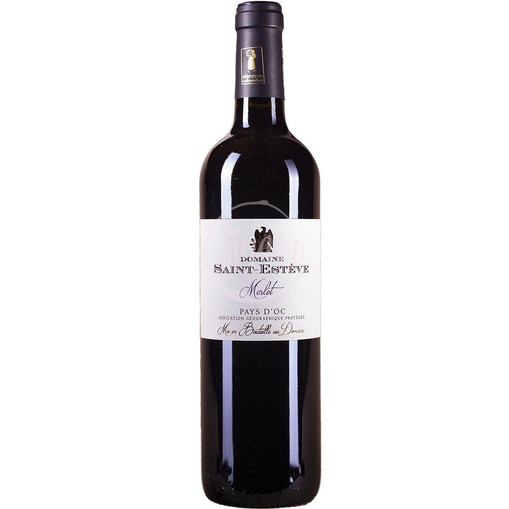 Merlot z Languedocu