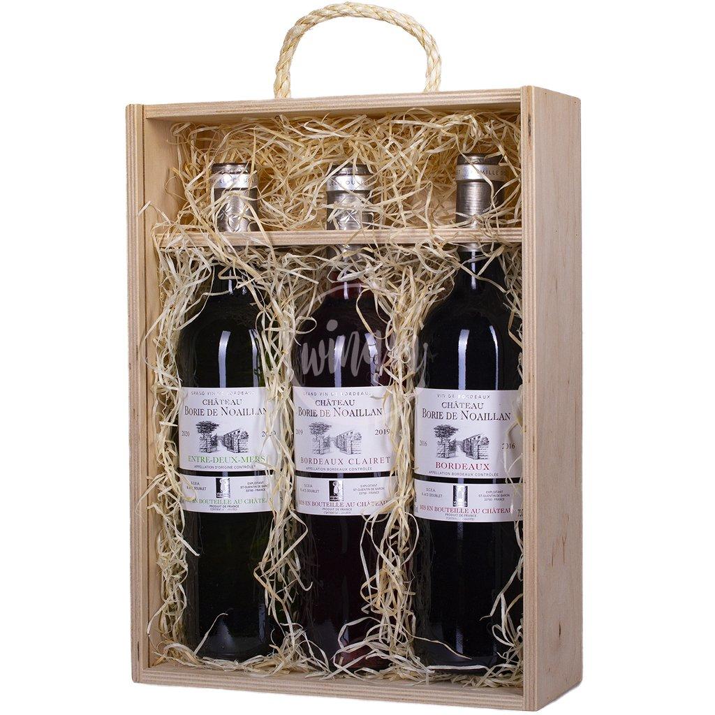 Všechny barvy Bordeaux