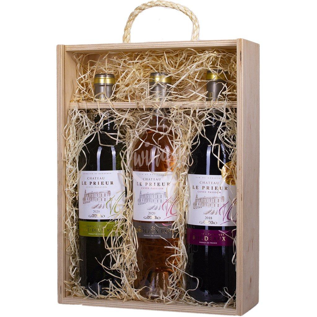 Vášnivá cuvée z Bordeaux