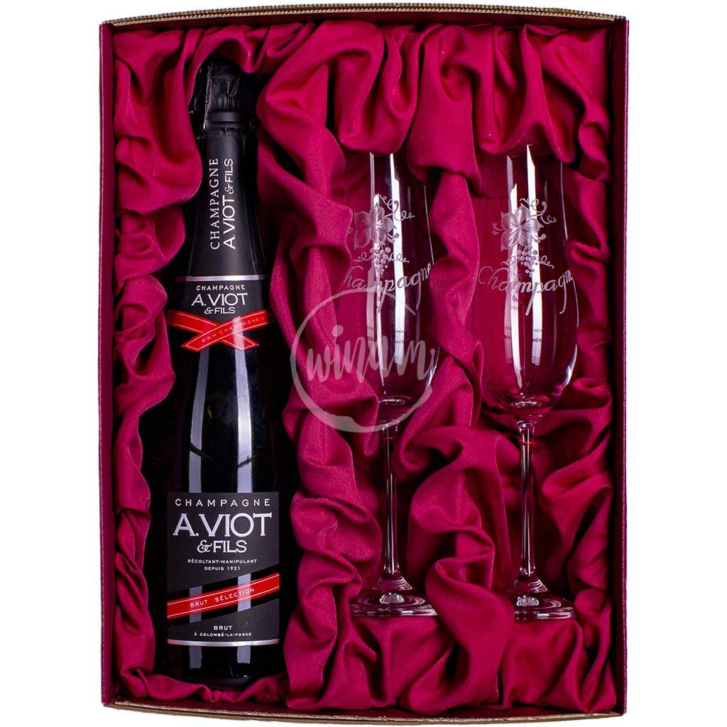 Luxusní 5-leté šampaňské