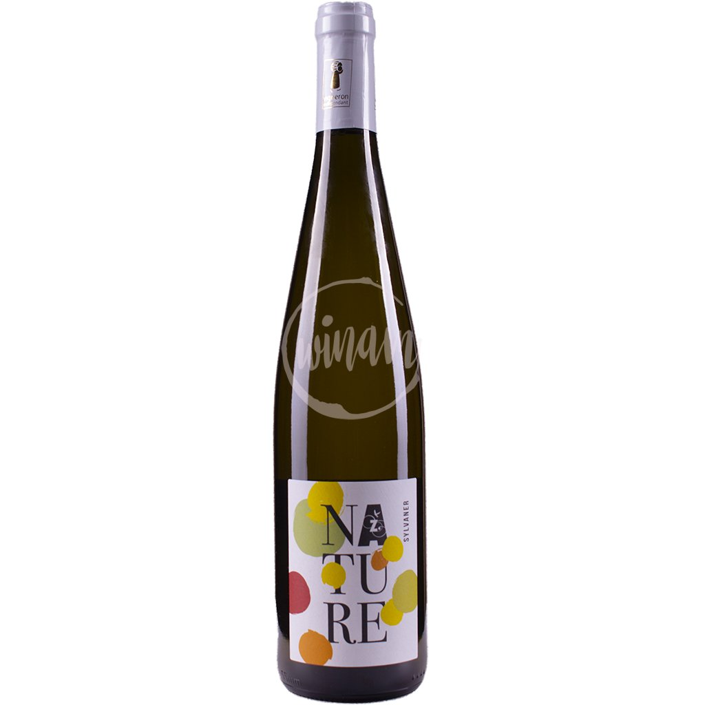 Přírodní víno - Sylvaner