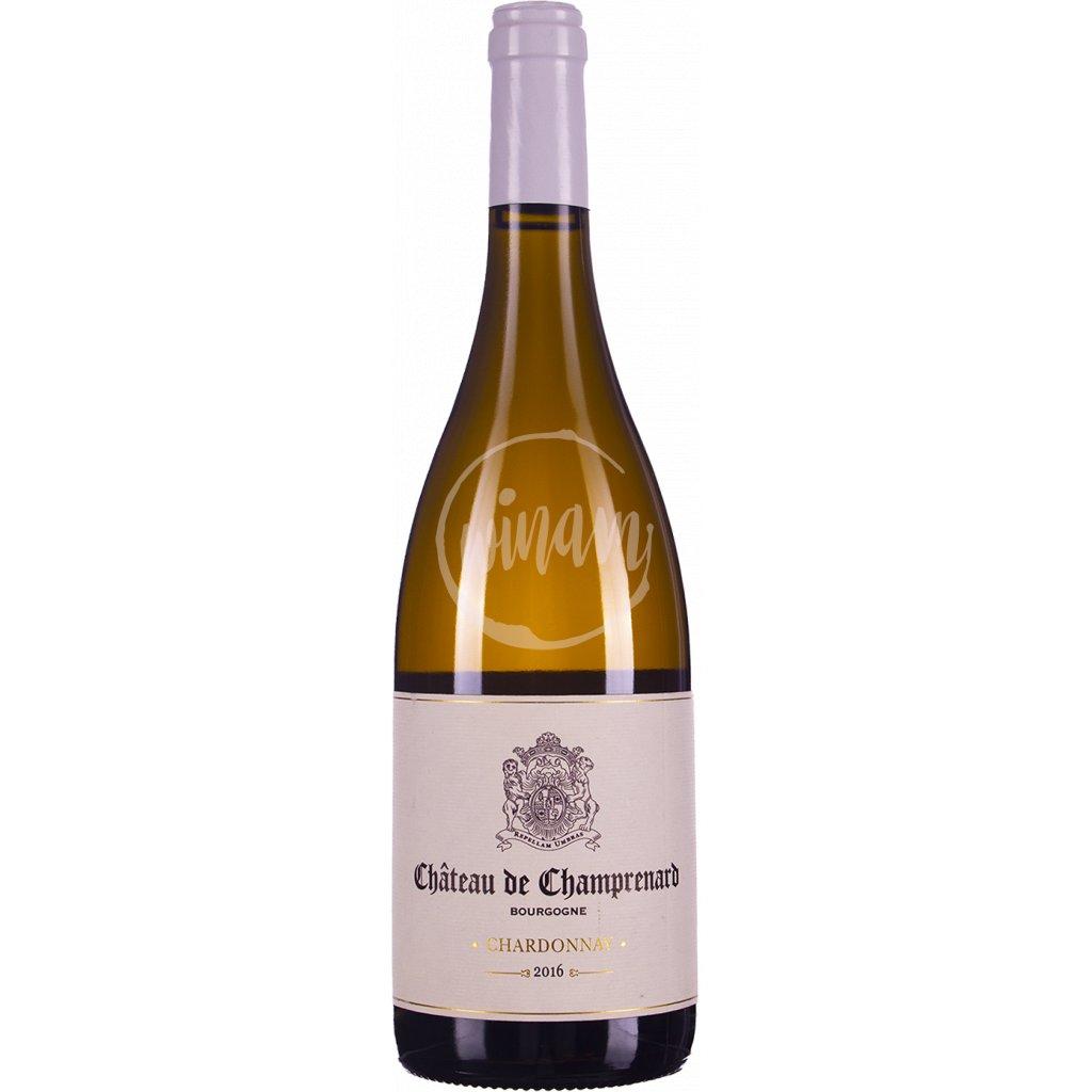 Burgundské Chardonnay