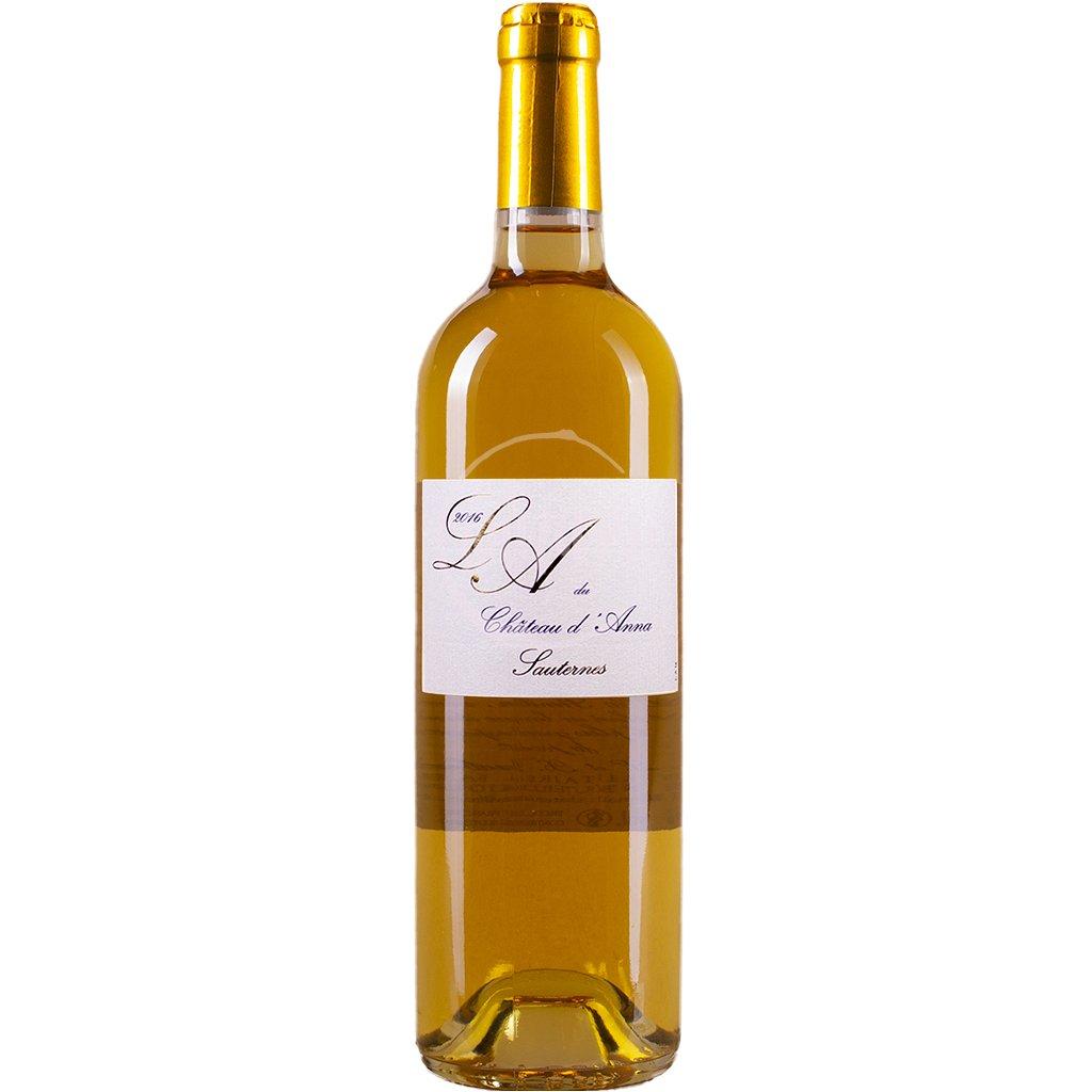 Sladké víno ze Sauternes