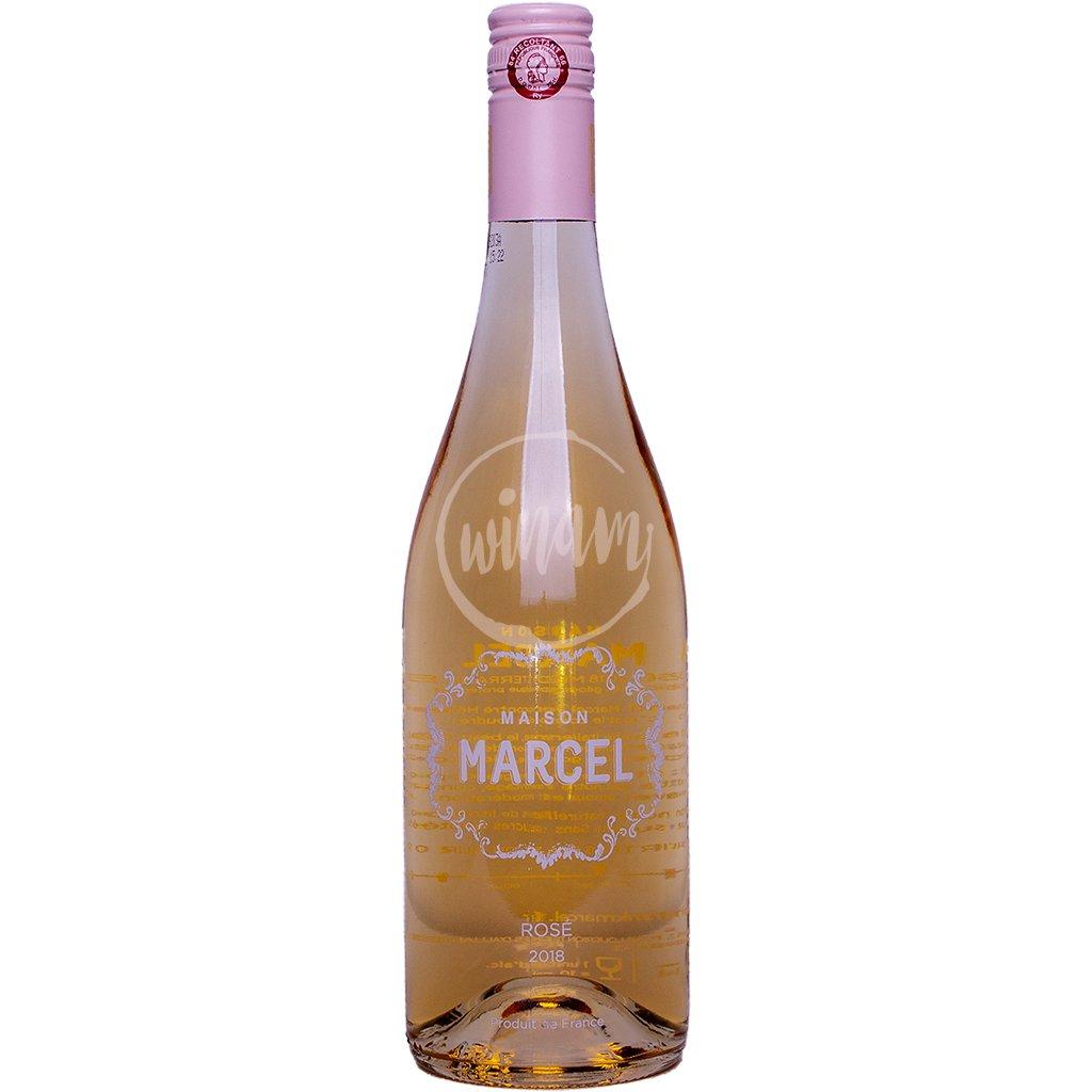 Polosuché rosé z Provence