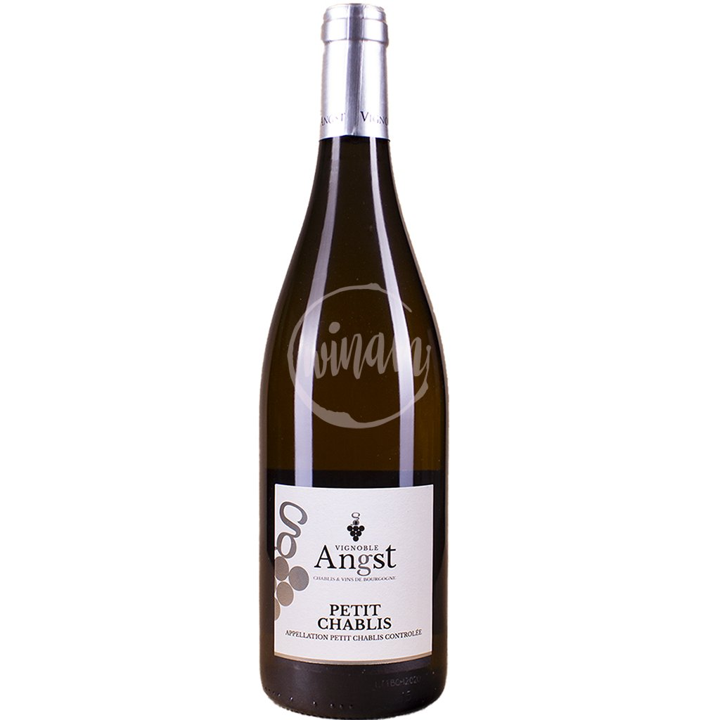 Burgundské Chardonnay - Petit Chablis