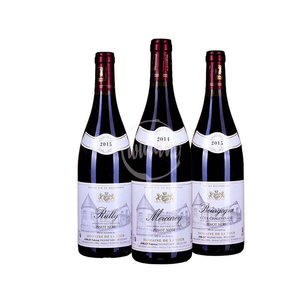 trio pinot noir bourgogne