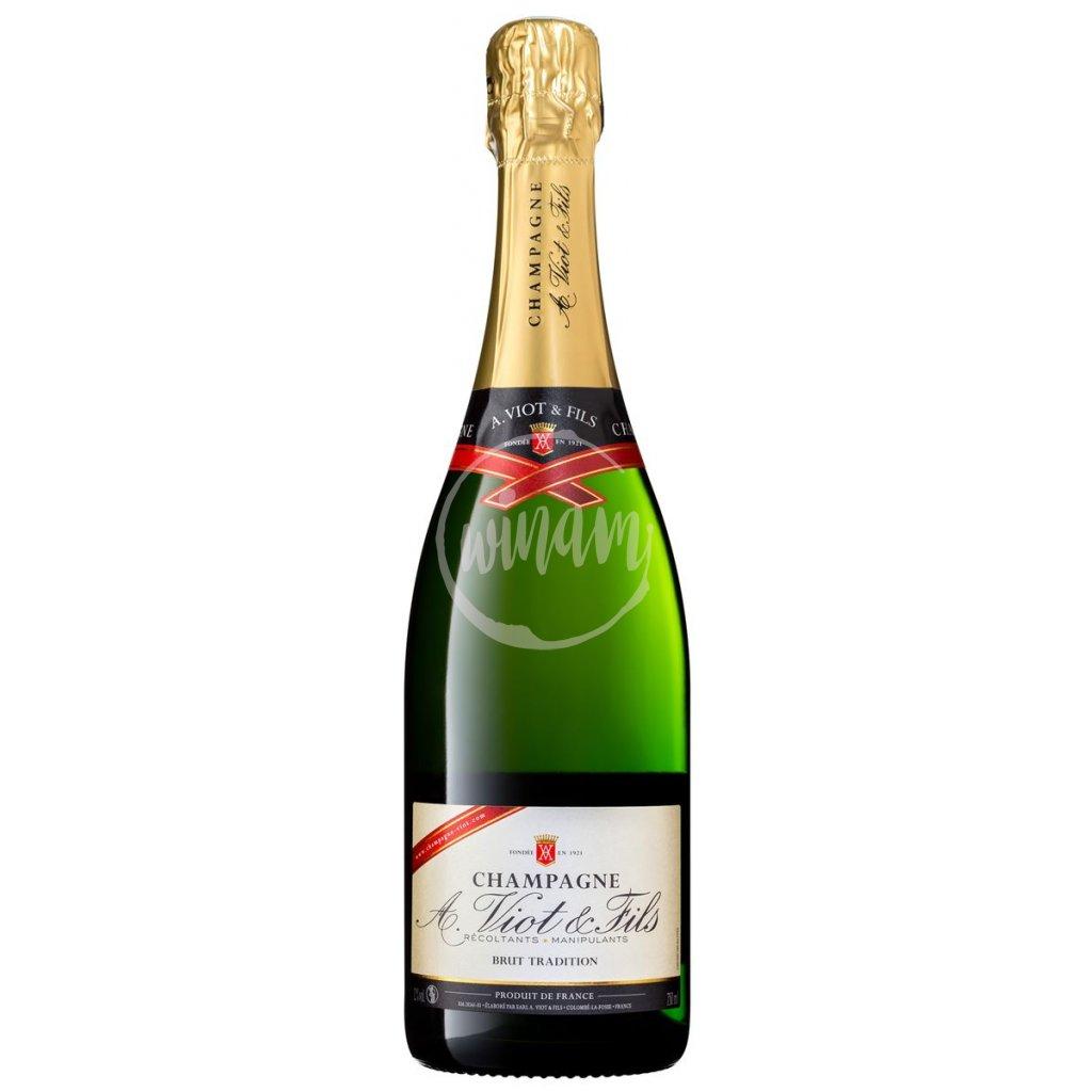 Šampaňské od nezávislých vinařů