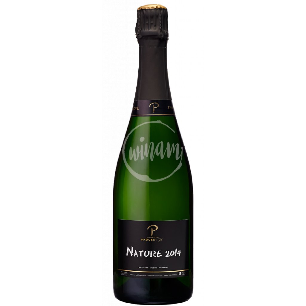 Šampaňské Premier Cru - Brut Nature