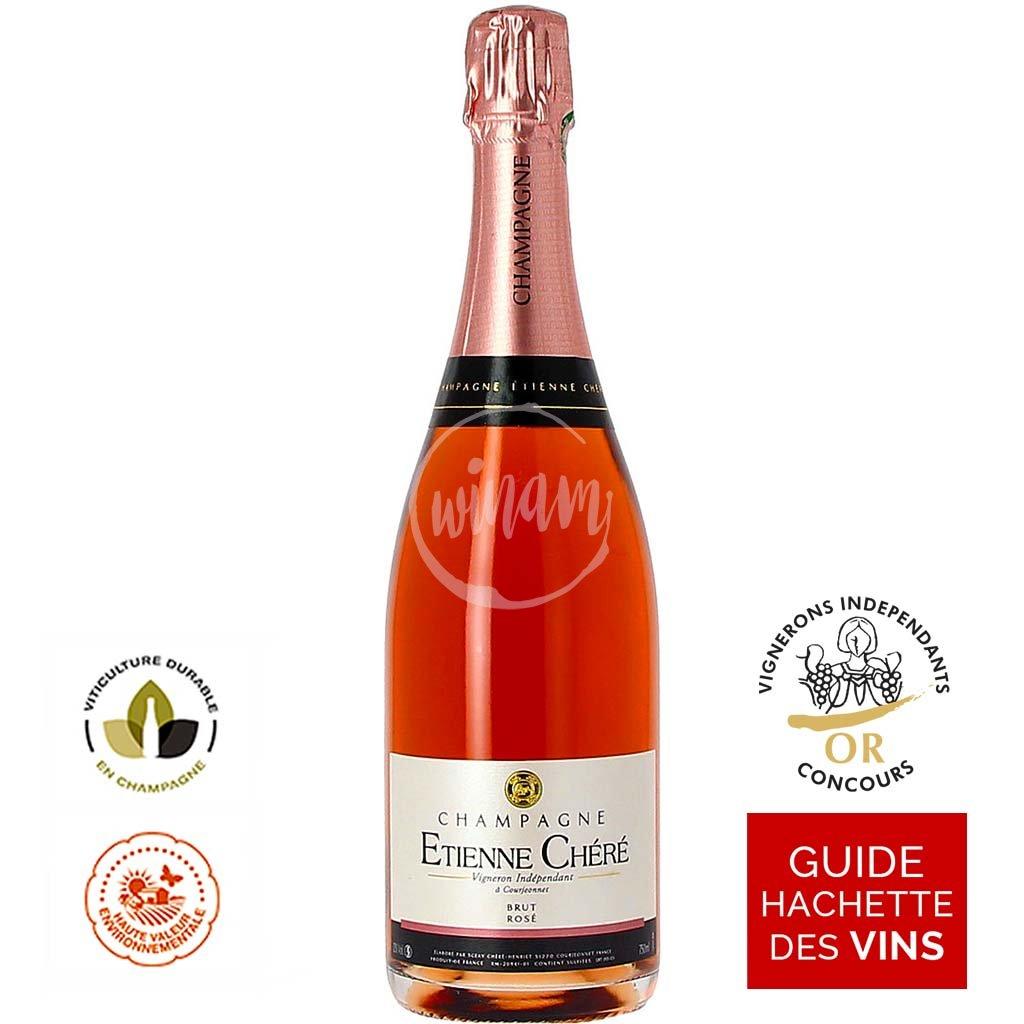 Pravé šampaňské - rosé