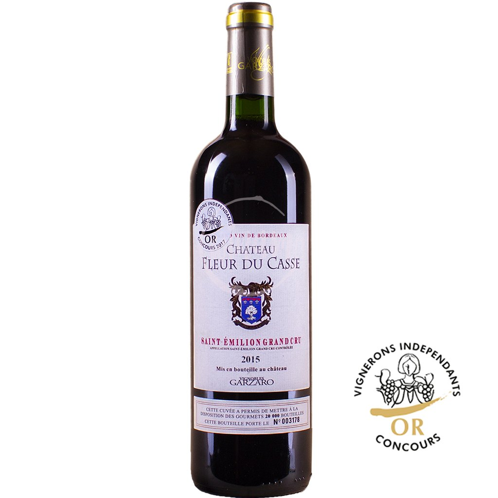 Bordeaux - Saint Emilion Grand Cru