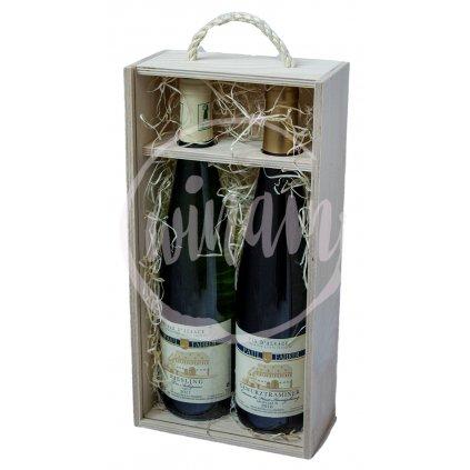 Víno jako dárek - Alsasko