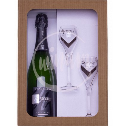 Šampaňské jako dárek - 14 medailí