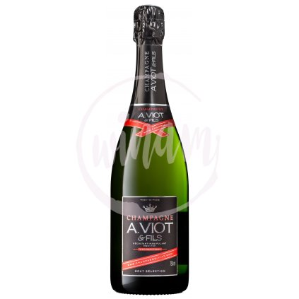 192 champagne a viot fils brut selection champagne blanc