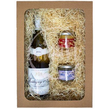 vino-jako-darek-chardonnay-delikatesy