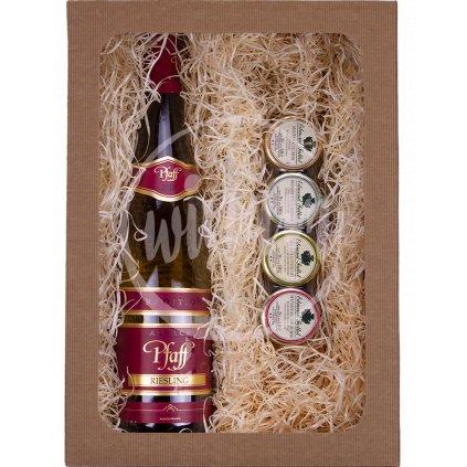 Víno jako dárek - Riesling