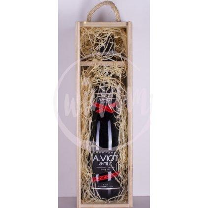 5-leté šampaňské v dárkové kazetě