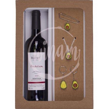 Dárkové víno - pro partnery