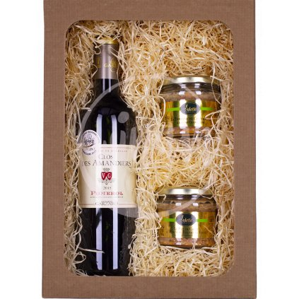 Luxusní víno z Bordeaux jako dárek