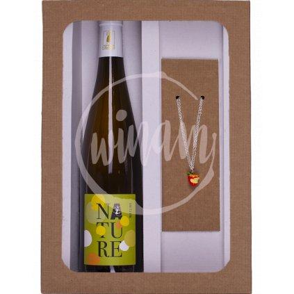 Dárkové víno - přírodní riesling