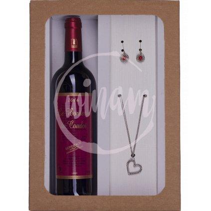 Dárkové víno - Bordeaux