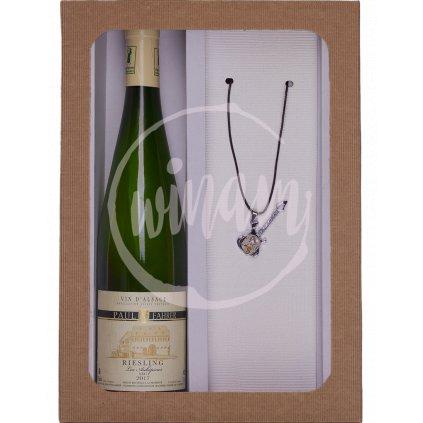 Dárkové balení vína pro muže