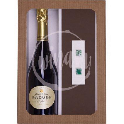 Luxusní šampaňské 1er Cru jako dárek