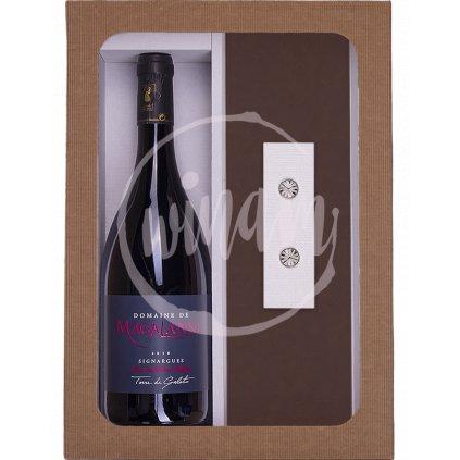 Víno jako dárek - pro muže