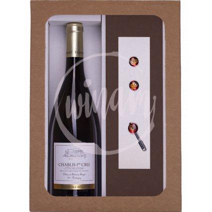 Dárkový set s vínem pro muže