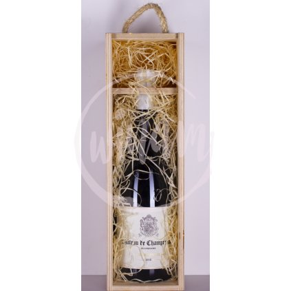 Burgundské Chardonnay jako dárek