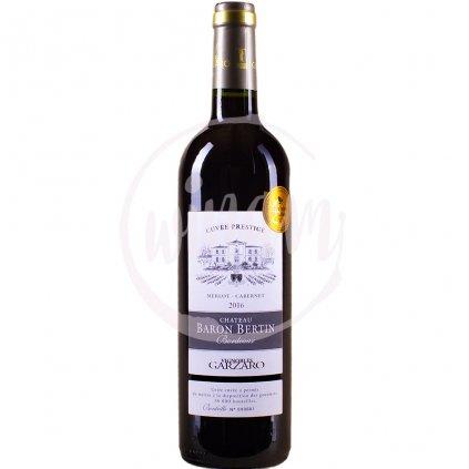 Barikové cuvée - Bordeaux