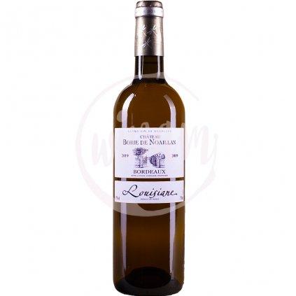 louisiane blanc