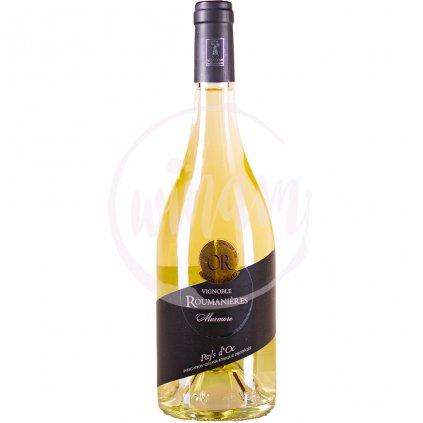 Bílé víno z Francie