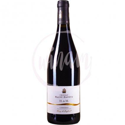 Barikové víno z Francie