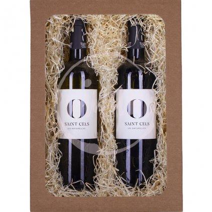 Sada přírodních vín z Languedocu