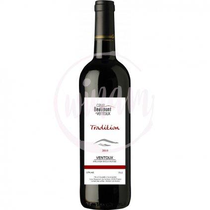 červené víno z francie