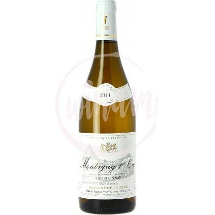 579 domaine de la tour montagny 1er cru blanc 2014