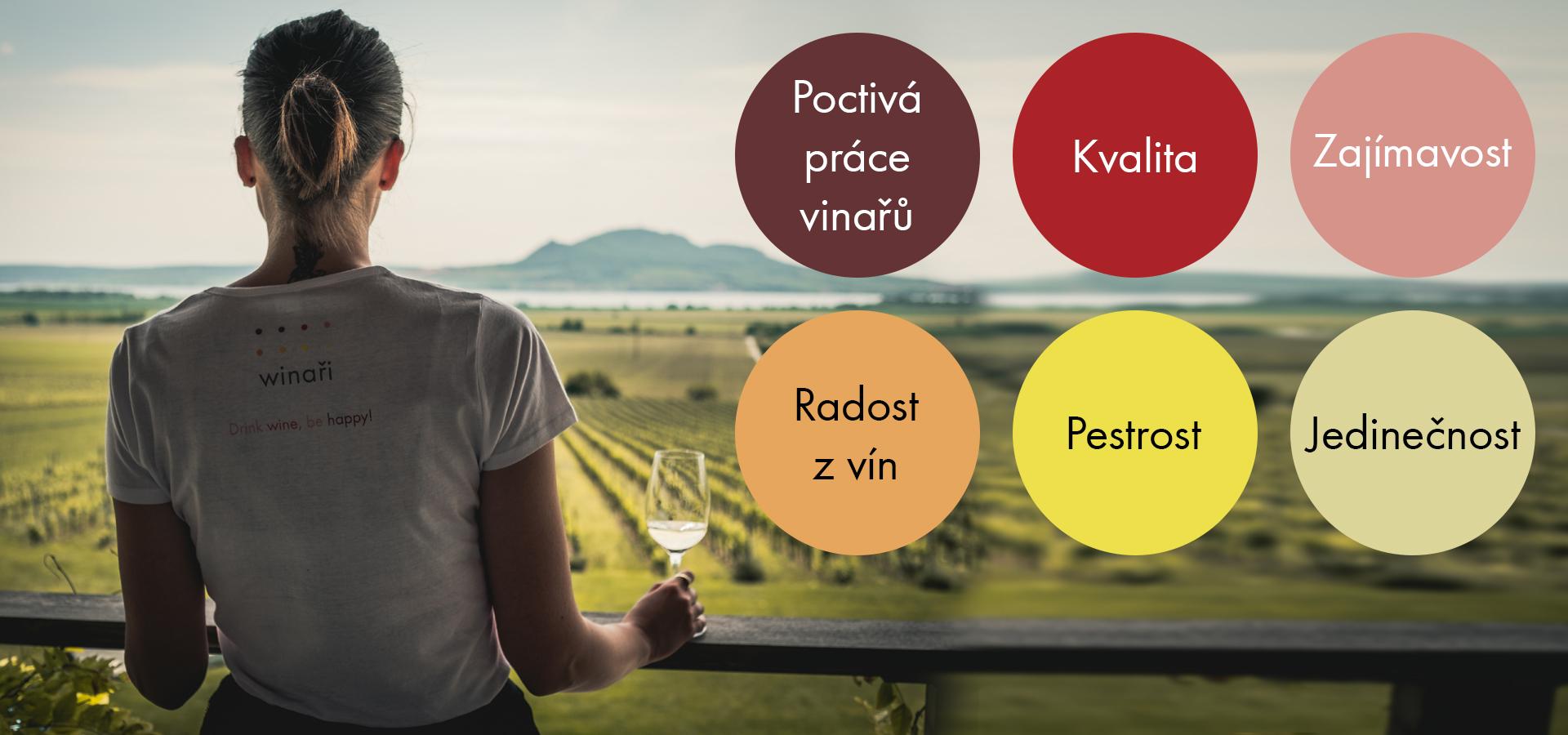 Mějte radost z vín!