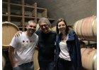 vinařství Schmelzer / Burgenland Rakousko