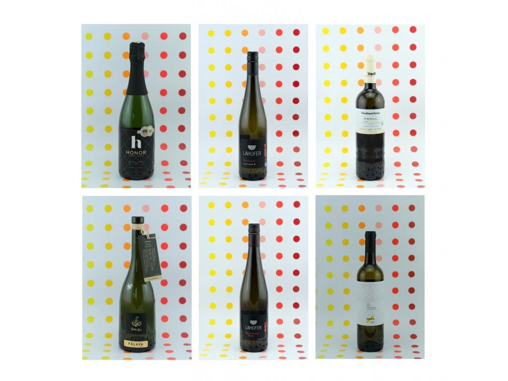 Bedýnka sladších vín