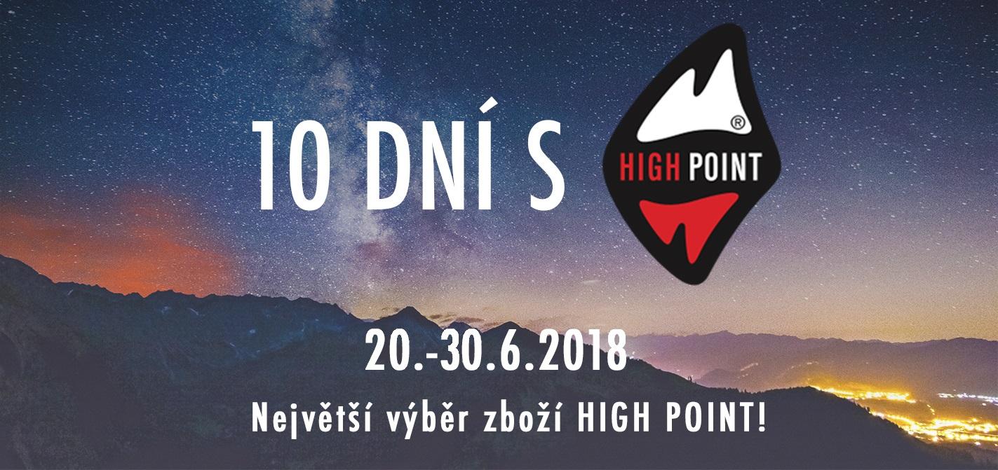 10 dní s High Point