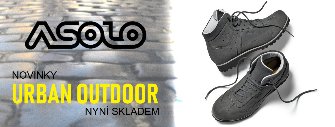 ASOLO Urban Outdoor