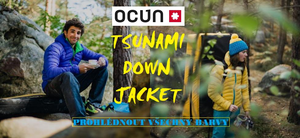 Tsunami Down Jacket
